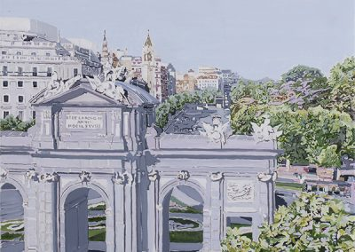 LOS 3 ARCOS DE CARLOS III - MADRID