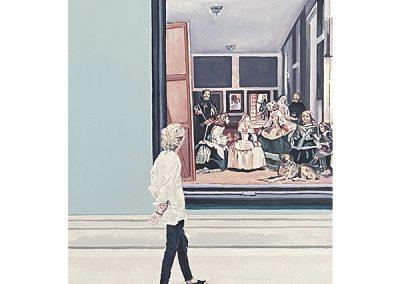 LUCAS Y LAS MENINAS - MUSEO DEL PRADO