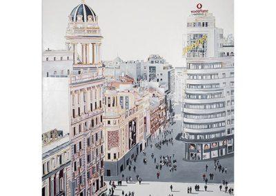 MEDIODÍA EN MADRID